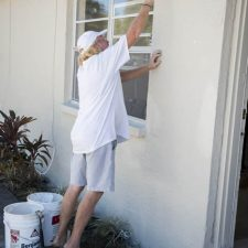 13. Hank painting exterior
