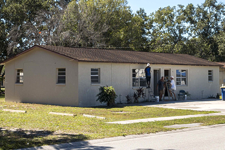 tieman village lake belleview nrsa reduction of homeless going home clearwater fl